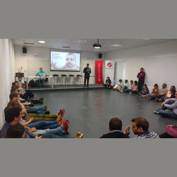 Hackatón Santander Río