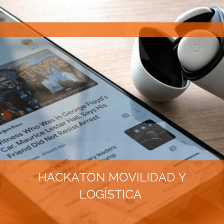 Lanzamiento del Hackaton We Hack the Future Logística
